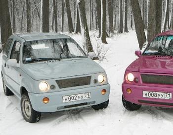 На ЗиЛе будут собирать бюджетные малолитражные автомобили  «Мишка». Фото с сайта autoitogi.ru