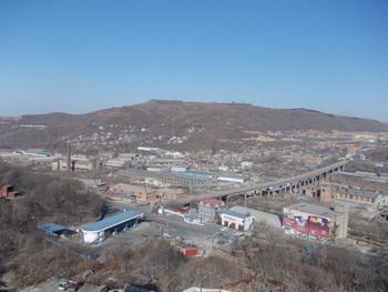 Во Владивостоке открыт Руднёвский мост.  Фото с сайта  wikimapia.org