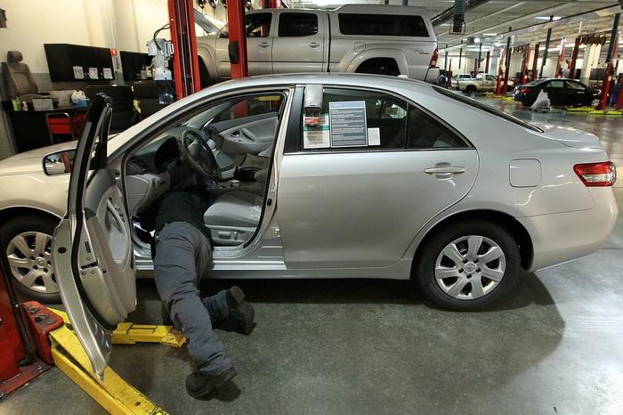 Toyota Corolla. Фото: Justin Sullivan/Getty Images