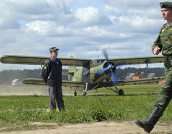An-2. Фото:  DENIS SINYAKOV/AFP/Getty Image