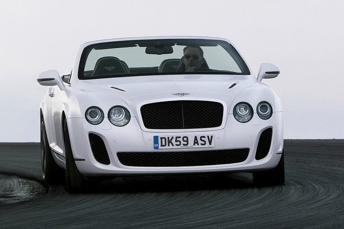 Continental GT Speed Convertible.  Фото:   promotor.ro