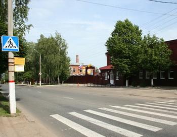 Пешеходный переход. Фото с сайта http://foto.cheb.ru/