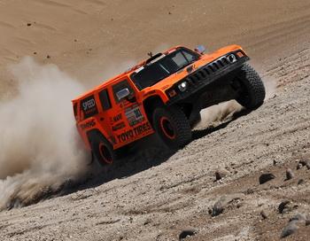 Hummer  стал самым непопулярным автомобилем у угонщиков. Фото: Getty Images
