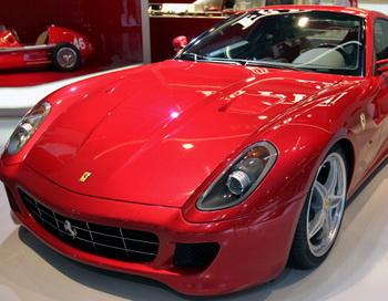 Ferrari 599 GTB Fiorano.Фото:Getty.