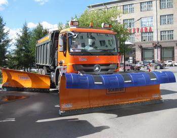 Фото предоставлено пресс-службой Mercedes-Benz Trucks Vostok