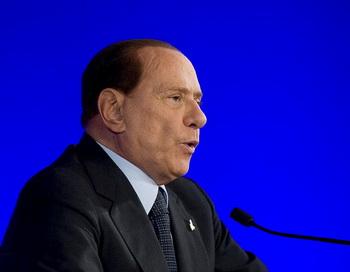 Уходящий в отставку премьер министр Италии Сильвио Берлускони: «Увеличение доходности правительственных облигаций в Италии может вызвать в Европе серьёзные проблемы». Фото: Getty Images