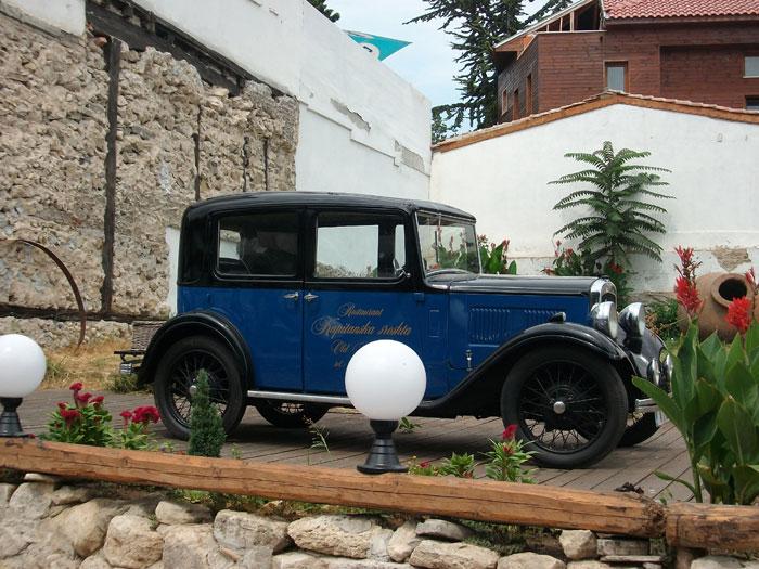 Автомобиль сфотографировала в Болгарии. Фото: Анна Скороходова
