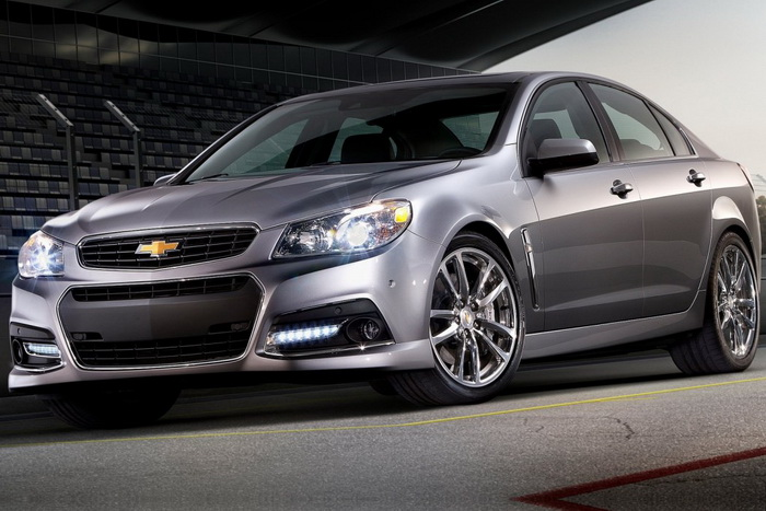 Chevy SS 2014. Фото: NetCarShow.com