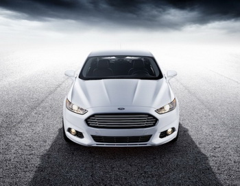 Ford Fusion 2013. Фото: Ford