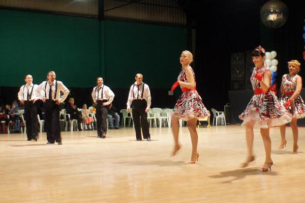 Турнир по спортивным бальным танцам «НИКА-2012». Фото: Андрей Михайловский/Великая Эпоха (The Epoch Times)