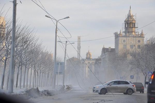 Последствия урагана в Новороссийске. Фото: admnvrsk.ru