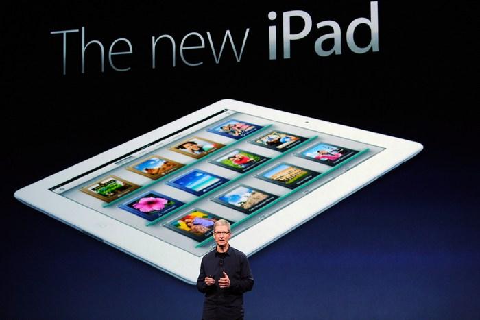 Состоялся выпуск новой версии GarageBand от Apple. Фото: Kevork Djansezian/Getty Images