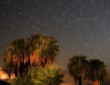 Люди, имеющие желания, на следующей неделе могут посмотреть на небо, чтобы их загадать. Фото: Ethan Miller/Getty Images News