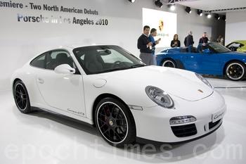 Порш Porsche 911 Carrera GTS. Фото: LIYUAN/Epoch Times