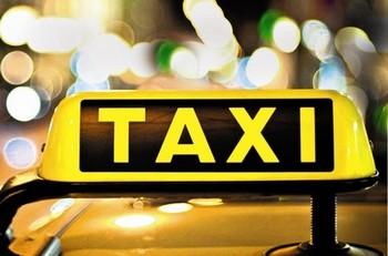 Таксистам теперь необходимо разрешение. Фото с segodnya.ua