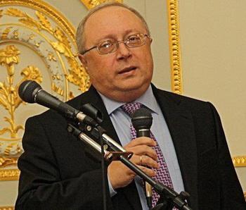 Генеральный консул России в Нью-Йорке Игорь Голубовский. Фото предоставлено РАКСИ