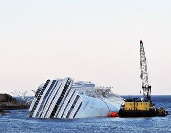 Опознаны пять жертв крушения лайнера Costa Concordia. Фото: Getty Images