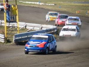 В Тольятти прошел второй этап любительских автогонок. Фото с сайта samara.ru