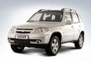 Chevrolet Niva повысила  безопасность и стоимость. Фото с сайта auto.bigmir.net