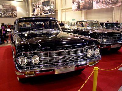 ЗИЛ-111Г производился с 1963 по 1967 гг. Начиная с этой модели, кондиционер вошел в серийную комплектацию ЗИЛов. Авто.Вести.Ru, Мария Подорова 800x600   1024x768   1280x1024   ЗИЛ-111Г производился с 1963 по 1967 гг. Начиная с этой модели, кондиционер вошел в серийную комплектацию ЗИЛов. Фото с сайта avto.vesti.ru
