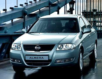 Nissan Almera Classic в новой ипостаси Almera под брендом Lada будет выпускаться в 2012 году. Фото с сайта detali-ural.ru