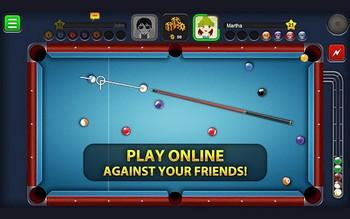 8 Ball Pool – это игра, которая полностью повторяет действия на бильярдном столе. Фото: Top-Android.org