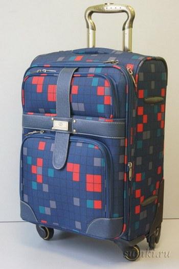 Роскошный и очень надёжный чемодан FRANCESCO MOLINARY. Фото: Sumki.ru