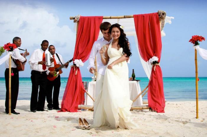 Проведение свадьбы в Доминикане — это отличный шанс сделать данное событие по-настоящему экстраординарным. Фото: Dominicana.me
