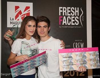 «Fresh Faces» - главный мировой конкурс моделей в СНГ. Фото: Napodiume.ru