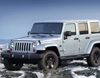 Jeep Wrangler Rubicon 2012 модельного года. Фото: Chrysler/Jeep Newsroom