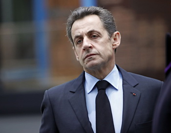 Николя Саркози. Фото: THIBAULT CAMUS/AFP/Getty Images
