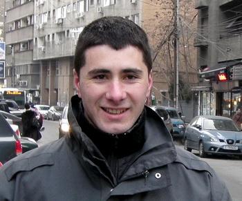 Кристиан Петку, Бухарест, Румыния. Фото с сайта theepochtimes.com