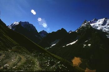 Кавказские горы. Приэльбрусье. Фото: Ирина Рудская/Великая Эпоха (The Epoch Times)