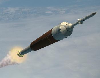 Ракета-носитель Ares NASA. Новое исследование показывает, что путешествие со сверхсветовой скоростью в космическом пространстве может уничтожить место назначения. Фото: NASA