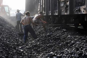 Использование угля в КНР составляет 70% всех используемых источников энергии в стране. Фото: Getty Images