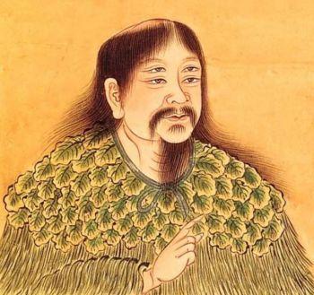 Портрет Цанцзе.