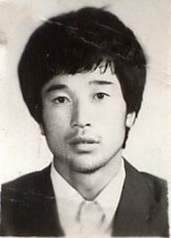 Чжан Яньчао, покойный муж Гуань Юньхуа. Фото:minghui.com