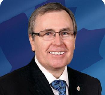 Стивен Вудворд, член парламента Канады.Фото:epochtimes.com