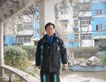 Го Цюань в Нанцзиньском педагогическом университете (скриншот)