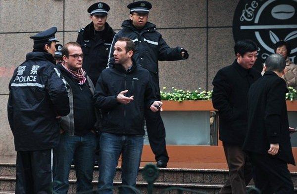 Власти Китая боятся народных протестов, ограничивают возможности журналистов. Фото:kanzhongguo.com