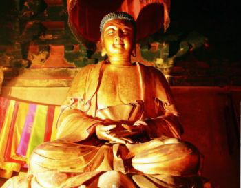 Статуя Будды Кунван Фото с theepochtimes.com.