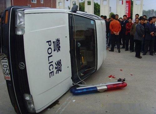 Число акций народного протеста в Китае неуклонно растёт. Фото с epochtimes.com