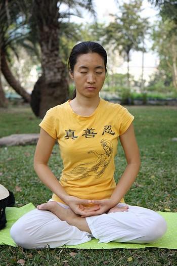 Медитация. Фото с epochtimes.com
