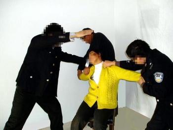 Через месяц, 4 октября, семья была извещена, что Ху Ляньхуа умерла в заключении. Фото с сайта epochtimes.com