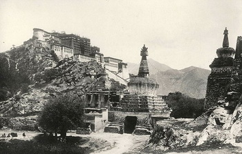 Тибет. Фото с сайта theepochtimes.com