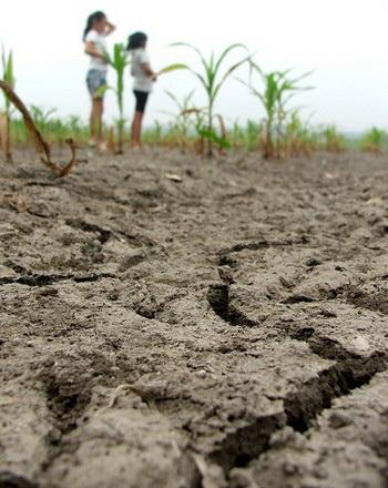Засуха в Китае становится все более затяжной. Фото с epochtimes.com