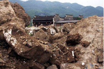 В Китае существует 200 тысяч районов с потенциальной угрозой экологических бедствий Фото: AFP