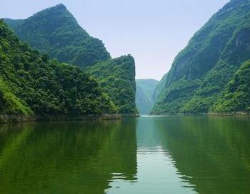 Древние китайцы считали, что широта взглядов и прощение походят на просторную и глубокую долину. Фото с сайта theepochtimes. com