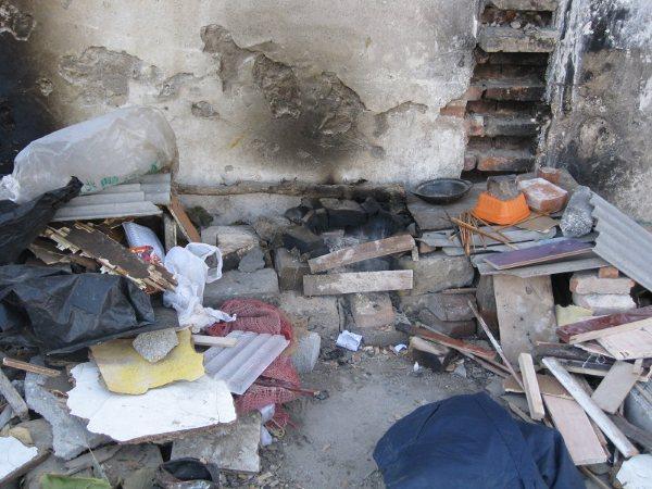 Приезжая в Пекин для обращения к высшим чиновникам, апеллянты зачастую вынуждены жить прямо на улице. Фото с epochtimes.com