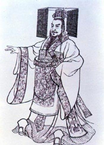 Цин Ши Хуан, первый император Китая.Фото с epochtimes. com